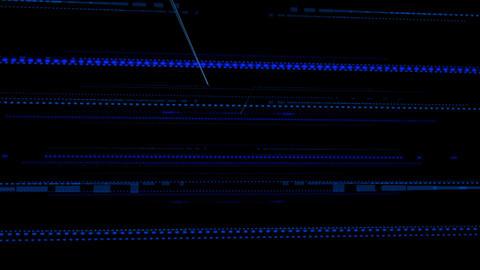 Matrix A Stock Video Footage