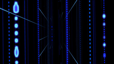 Matrix C Stock Video Footage