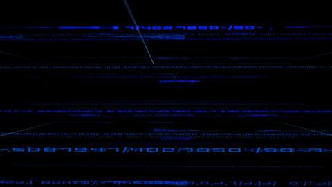 Matrix E Stock Video Footage