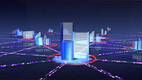 Network City c Animation