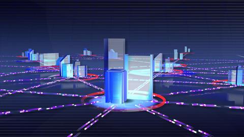 Network City c Animation