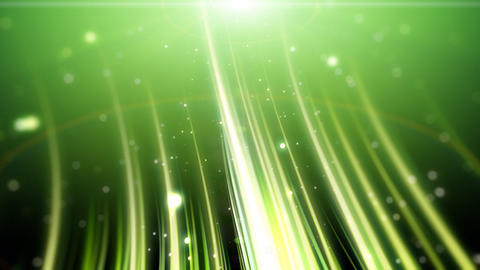 Flowing magic grass loop Stock Video Footage