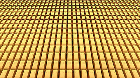 Gold Bar BB Stock Video Footage