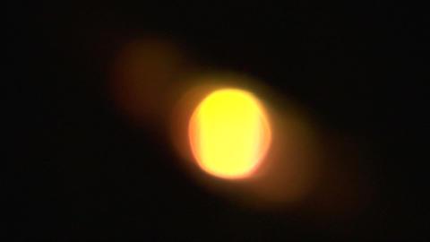 christmas light glow 03 Stock Video Footage