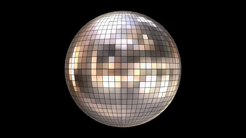 Disco Ball Animation