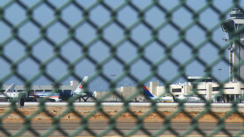 Airport 04 Stock Video Footage