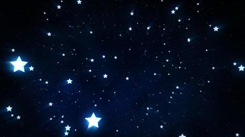 Stars CG動画素材