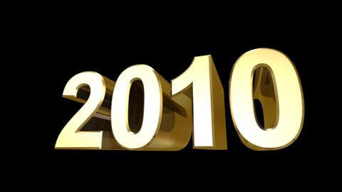 2010 Bold AA HD Stock Video Footage