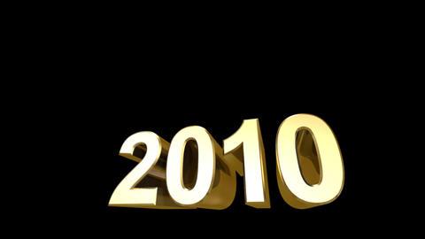 2010 Bold DD HD Stock Video Footage