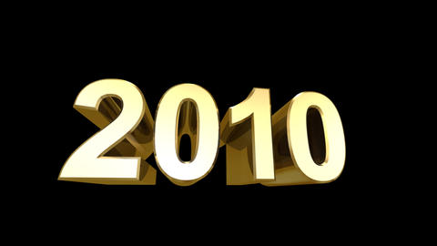 2010 Bold E HD stock footage