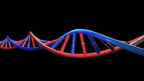 DNA Animation HD Animation