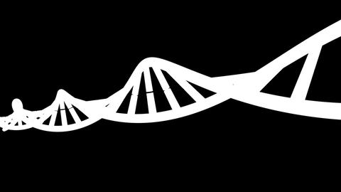 DNA Animation HD Stock Video Footage
