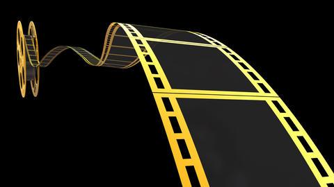 film reel Stock Video Footage