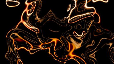 fractal turbulent Stock Video Footage