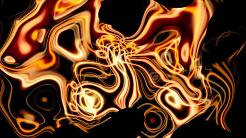 fractal turbulent Animation