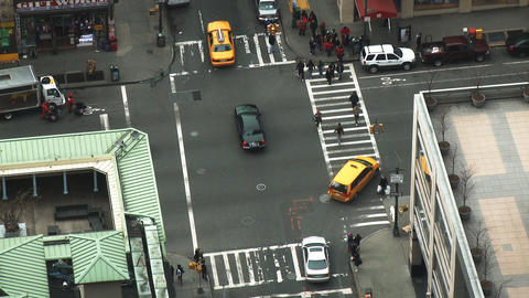 stock nyc13 Stock Video Footage