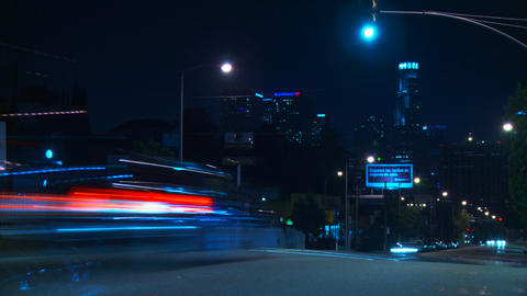 City life in a flash Stock Video Footage