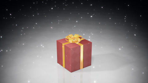 Present Rotate BD CG動画