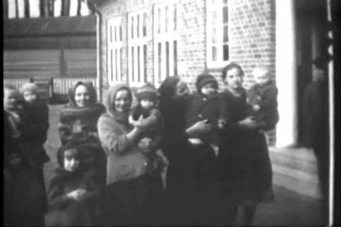 Russia exiles Germans in 1929 Footage