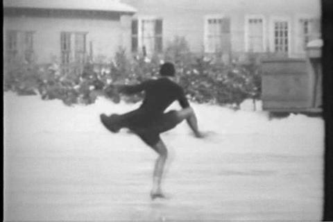 Figure skating in 1929 Live Action