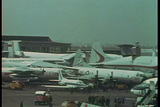 The Paris air show of 1967 includes the Concorde Footage