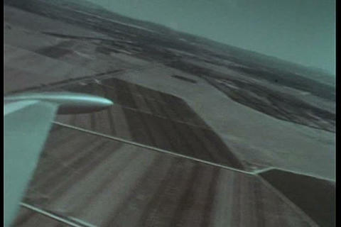 The Paris air show of 1967 features acrobatic flyi Footage