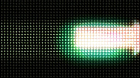 Arrow Lights Animation