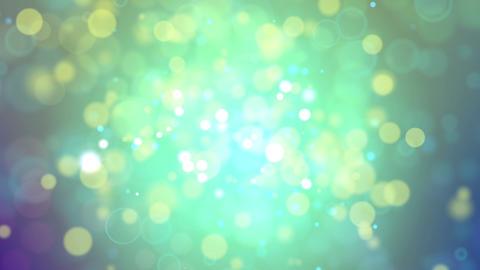 ColoredDust Background Animation
