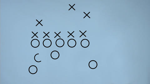 Football Strategy Animation