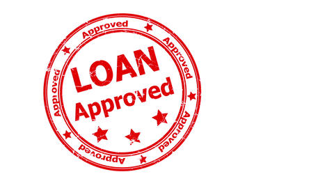 Loan Approved Animation