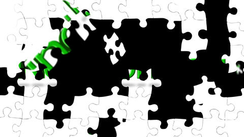 Networking Puzzle Animation