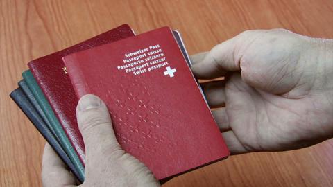 Passports Footage