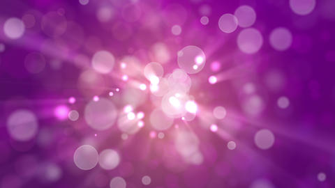 Pink Dust Background 2 Animation
