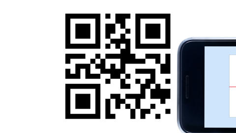 QR Code Barcode Animation