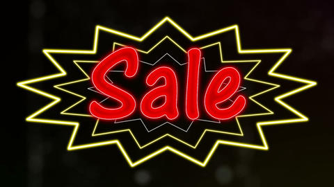 Sale Animation