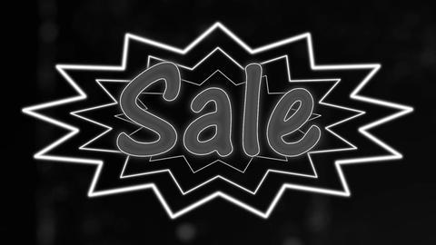 Sale Stock Video Footage