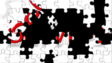 Service Puzzle Animation
