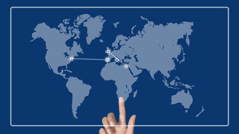 Travel Plans Animation