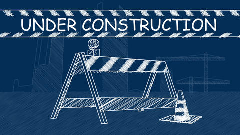 Under Construction Animation Animation