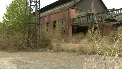Bethlehem Steel Ruins 3 Footage