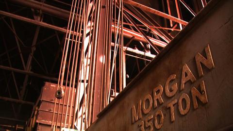 Bethlehem Steel Beam Footage