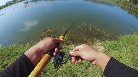 lures fishing Footage