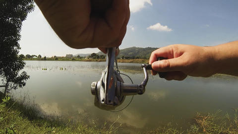 lures fishing Live Action