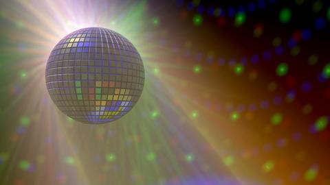 disco ball 12s Animation