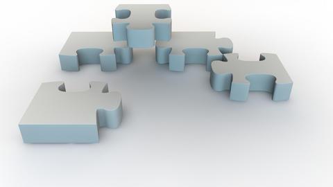 Puzzle falling 2 Animation