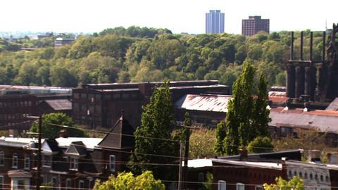 Bethlehem Steel Pan Left Footage