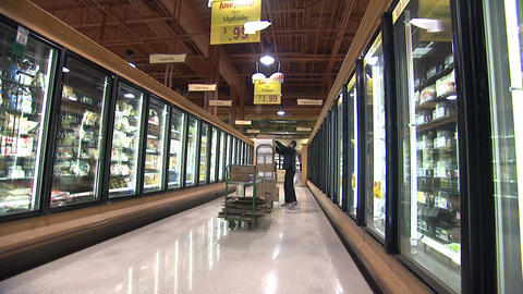 Grocery Store 6 Footage