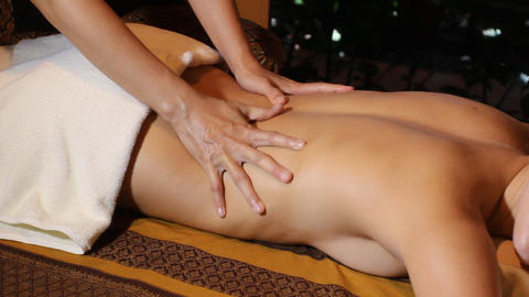 original thai massage Live Action
