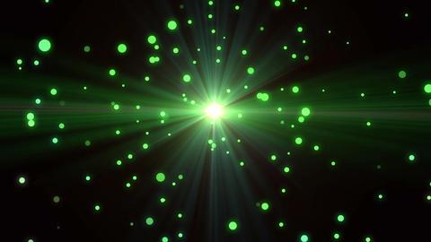 circle flare Animation