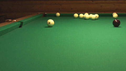 Billiard Footage